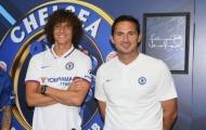 Luiz quyết tới Arsenal vì xảy ra sự việc không ngờ với Lampard
