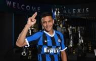 Inter lại chung bảng Barca tại C1, Sanchez tuyên bố đanh thép