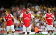 'Thật đáng xấu hổ khi Arsenal để điều đó xảy ra'