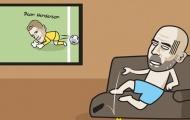 Cười té ghế với loạt ảnh chế Premier League 29/09