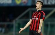 'Quá nhiều xáo động ở AC Milan khiến tôi không thể ghi bàn'