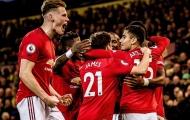 'Thánh chuyền' không tưởng và 9 cái nhất trong chiến thắng của Man Utd