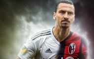 Giám đốc thể thao: 'Ibrahimovic muốn gia nhập CLB chúng tôi'