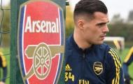 XONG! Sau tất cả, Xhaka phá vỡ im lặng, chốt tương lai tại Arsenal
