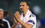 Sếp Milan: 'Không có cuộc đàm phán nào với Zlatan cả'