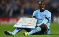 Sau 5 năm, Toure cuối cùng cũng làm rõ chân tướng 'scandal' bánh sinh nhật