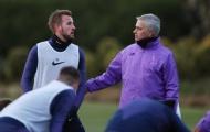 Không vòng vo, Mourinho nói thẳng với Harry Kane 1 điều sau khi đến Tottenham
