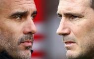 Chiến Chelsea, Pep Guardiola nói lời thật lòng về năng lực cầm quân của Lampard