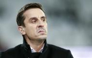Gary Neville: '3 cầu thủ Man United đó là trò hề'