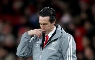 Emery bị sa thải, sao Arsenal lập tức đăng đàn xin lỗi
