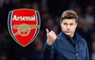 Pochettino phản ứng bí hiểm, trả lời trực tiếp câu hỏi làm HLV Arsenal