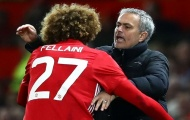 XONG! Fellaini công bố quyết định về việc tái hợp Mourinho tại Tottenham