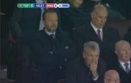 Đây, phản ứng của Ed Woodward trên khán đài khi Man Utd thua tan nát!