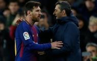 10 con số khép lại triều đại Valverde tại Barca: 'Cục cưng' đá chính nhiều hơn cả Messi