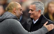Đánh bại Man City, Mourinho nói lời thật lòng về Pep Guardiola