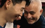 Thắng nhọc, Mourinho xông vào cuộc phỏng vấn của Son Heung-min nói 1 câu