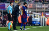 Camp Nou dậy sóng! Sao Barca 'bật' Setien, lên án 1 quyết định trận El Clasico