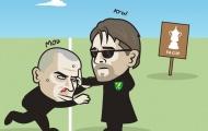Cười vỡ bụng với loạt ảnh chế Vòng 5 FA Cup