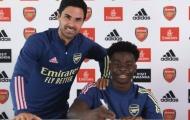 CHÍNH THỨC: Arsenal khóa chân 'di sản của Emery'