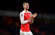 Per Mertesacker trên đường rời Arsenal?