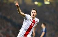 23h00 ngày 12/06, Ba Lan vs Bắc Ireland (Bảng C): 'Điểm nổ' Lewandowski
