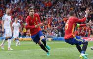Tây Ban Nha 1-0 Cộng hòa Séc (Vòng bảng Euro)