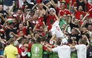 Ghi bàn phút chót, Hungary hòa kịch tính Iceland