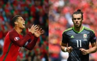 Ronaldo và Bale hẳn đang rất... nhớ nhau