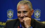 ĐT Brazil chính thức bổ nhiệm tân HLV trưởng
