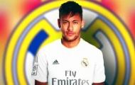 Top 10 'bom tấn' chờ Real Madrid kích hoạt: Cú sốc mang tên Neymar?