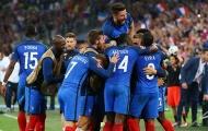 20h00 ngày 26/06, Pháp vs CH Ireland: Gà trống gáy vang