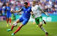 Pháp thiệt quân trước thềm tứ kết EURO 2016