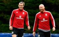 Bale cười thả ga trên sân tập, tự tin trước trận bán kết