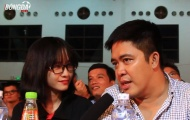Phỏng vấn nhà báo Trần Minh trong đêm chung kết EURO