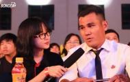 Phỏng vấn Phan Thanh Bình trong đêm chung kết EURO