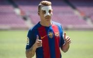 Umtiti, Digne chính thức ra mắt tại Barca