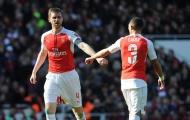 Sao Arsenal chấn thương cực nặng, nguy cơ mất nửa mùa giải