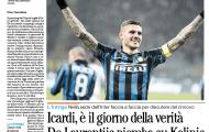 Arsenal, Napoli hồi hộp chờ 'ngày phán quyết'