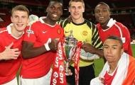 Về Man Utd, Pogba gặp lại người xưa