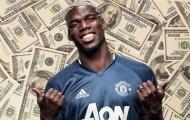 Pogba in tiền cho MU như thế nào?