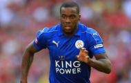 Vừa thua trận, Leicester lại sắp chia tay trụ cột