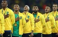 Người Brazil 'lên đỉnh' sau tấm huy chương vàng Olympic