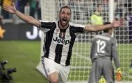 Vòng 1 Serie A: Higuain ra mắt mỹ mãn, Roma đại thắng