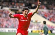 5 bàn thắng của huyền thoại Ian Rush cho Liverpool