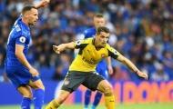Tân binh Arsenal được so sánh với tiền bối