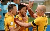 Australia 2-0 Iraq (Vòng loại thứ ba World Cup 2018)