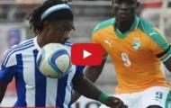 Màn trình diễn của Eric Bailly vs Sierra Leone