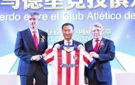 Tập đoàn Trung Quốc âm mưu thâu tóm Atletico Madrid