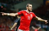 Bale tỏa sáng, Xứ Wales thắng nhẹ nhàng Moldova