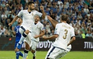 Vòng loại World Cup 2018: Israel 1-3 Italia